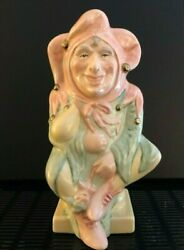 Royal Doulton 1998 The Jester D7109 Limited Edition Toby Mug 508/1500