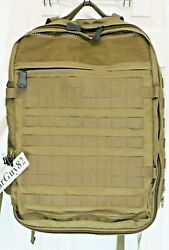 Ctoms 2nd Line Main Pack Coyote 2nd Line Book Folder 2nd Line Quad Fold Pouch