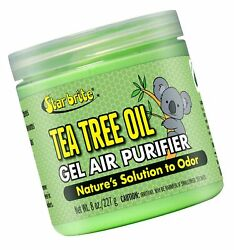 Star Brite Tea Tree Oil - Gel Air Purifier 8 Oz 96508- 8 Oz