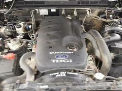 Ford Ranger 06-12 2.5 Diesel 8f1 Mazda Engine Run And Tested Manual