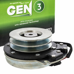 Electric PTO Clutch for Gen3 Craftsman Grasshopper Warner 388769 606242 388767 $119.45