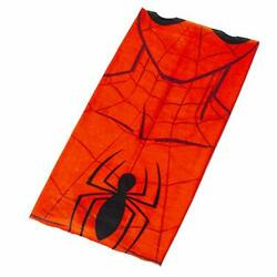 Marvel#x27;s Spiderman Boys Neck Gaiter Scarf Face Mask