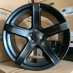 20and039and039 Hellcat 5 Hc2 Black Wheels Toyo Tires Charger Magnum Challenger Staggered