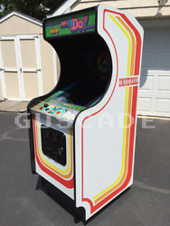 Mr. Do Arcade Machine New Full Size Video Game Plays Other Classics Guscade