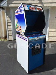 Track And Field Arcade Machine New Full Size Video Game Guscade