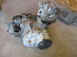 1984 Honda Atc200es Complete Engine Motor Big Red 200 Es Atc 3 Wheeler 84 Atc
