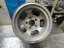 Vintage 15x8-1/2 Permacast Slot Mag Wheel 5on5 Chevy Van Truck Ford Chevy Cars