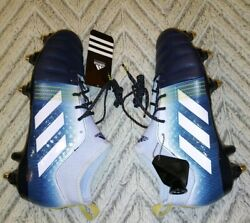 Adidas Kakari X Kevlar Sg Soft Ground Rugby Boots Cleats Bb7984 Menand039s 8.5