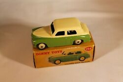 Dinky Toys 154 Hillman Minx Late Two Tone