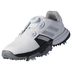 Adidas Junior adipower Spiked Golf Shoes Brand New $29.99