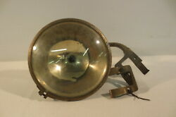 Vintage Cowl Spotlight Running Light Fog Lamp 1930and039s 1920and039s Brass Era Ford Chevy