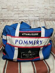 Rare Polo Gear Usa Pommery Champagne Team Usa Authentic Duffle Bag Travel Tote