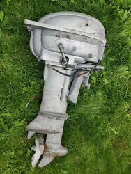 Parting Out Johnson Evinrude 25917 25hp Boat Motor Outboard Parts