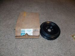 Nos Ford Crank Pulley 64 65 66 67 Mustang 427 428 Ac Shelby Fairlane Galaxie