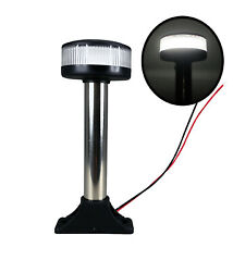 Pactrade Marine Boat Led All Round Anchor Navigation Light Ss Pole 6h Uscg 2nm
