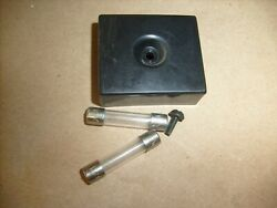Pioneer Sx-636 Stereo Receiver Tuner - Fuse Cover And Fuses