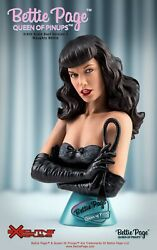 Phicen Tbleague 3/4 Scale Errb002 Naughty Bettie Page V2 Queen Of Pinups Statue