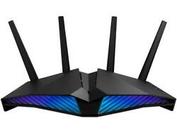 Asus Rt-ax82u Ax5400 Dual-band Wifi 6 Gaming Router, Game Acceleration, Mesh Wif