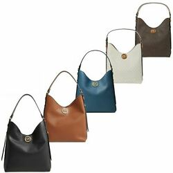 Michael Kors Women#x27;s Bag Bowery Hobo Shoulder Features leather Small Handbags $169.00
