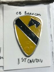 Army Di Dui Cb Beercan Vietnam Made 1st Cavalry Division Cav Div