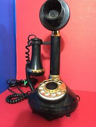 Vintage Candlestick Phone Western Electric ATamp;T