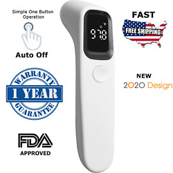 Alicn - Fda Approved Non Contact Forehead Infrared Sensor Thermometer New Design
