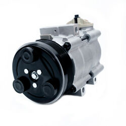 F-150 Mustang Grand Marquis Town Car New A/c Compressor Co 101290c 4l3z19703ab