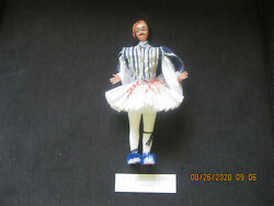 Vintage European Doll From Greece Handmade Ethnicities Cultures Bought 1982 10