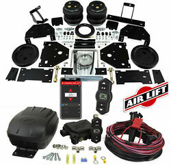 Air Lift Loadlifter 7500xl Air Bags Wireless Comp For 17-19 Ford F250 F350 4x4