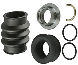 Carbon Seal Drive Line Rebuild Kit And Boot For Seadoo 717 720 Gs Gti Gts Sp Spi