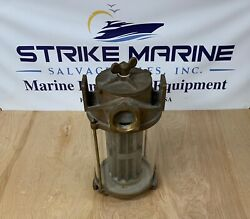 Groco Sd-2000 Raw Water Strainer 2