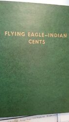 Partial Fine Flying Eagle And Indian Head Cent Set. 1857 - 1909. Number 1.