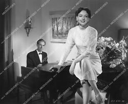 Crp-11151 1953 Helene Stanton Sings Torch Song From Piano Top Film One Girland039s Co