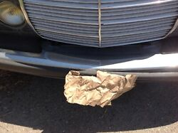 Mercedes W123 300 Td Cd D Wagon Good Grill And Lights Parting Out Complete Wagon