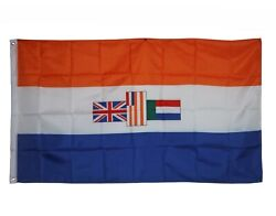 100ct Old/former South African Flags3 By 5 Ft/ 90 By 150cm Apartheid Era Flag