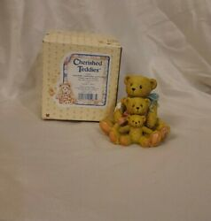 Cherished Teddies Theodore Samantha and Tyler #950505 Friends Come In Al... $7.99