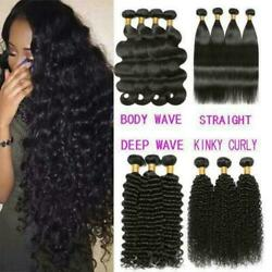 Raw Virgin Quality Brazilian Peruvianandcambodian Hair 10 To 34inch Deep Waves 12a