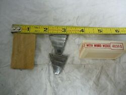 Handles Wood And Steel Hammer Wedges 1 In. L