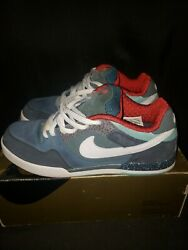 🚨🔥paul Rodriguez 2 Zoom Air Nike Size 13 Prod Rare Colorway Vintage Usa Stock