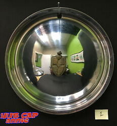 Vintage Used 1949 1950 Lincoln 15 Wheel Cover Hub Cap Ln 49-50 Wc