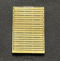 Vmodels 35003 Piano Hinges Type 1 1/35 Scale Photo-etched
