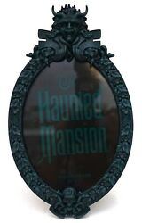 New Disney Parks The Haunted Mansion Sign Plaque 5 X 7 Photo Frame
