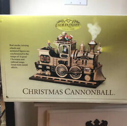 Mr Christmas Gold Label Cannonball 16 Songs Musical Animated Lights