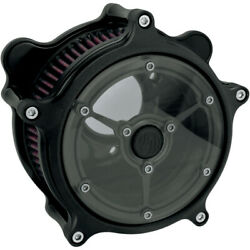 Roland Sands Design Aircleaner Clarity 08-16fl Black Ops 0206-2060-smb