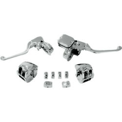 Drag Specialties Handlebar Controls For And03911 - And03914 Softail | H07-0755kds