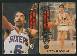 1993 ACTION PACKED BASKETBALL HALL OF FAME YOU PICK #1 #84 FREE SHIPPING