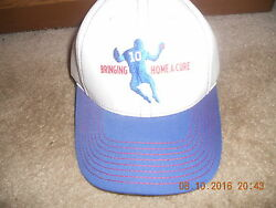 Nwot Chicago Cubs Ron Santo 10 Hat Cap Classic Pose Clicking Of Heels Jdrf Rare