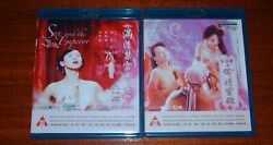 Sex amp; Zen Sex And The Emperor Blu ray CAT III Hong Kong Exploitation Nudity $50.00