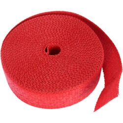 Cycle Performance Exhaust Wrap - Red - 2x50   Cpp/9068-50