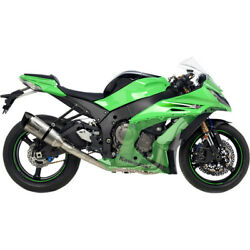 Leovince Factory S Exhaust - Stainless Steel - '11-'15 Zx-10r | 8427s
